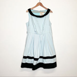 ModCloth Myrtlewood of California Retro Dress 1X